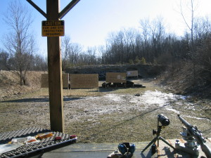 Monroe 50 Yard Range